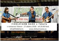 FiddleFarm Band v Táboře